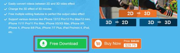 3D محول تحميل مجاني