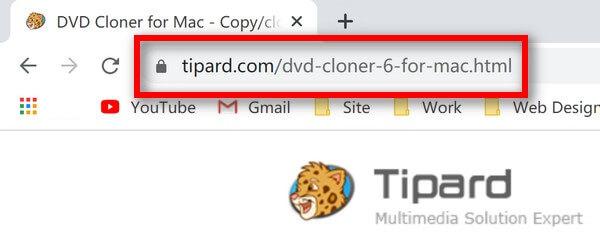 DVD Cloner pro Mac URL