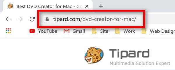 DVD Creator til Mac URL