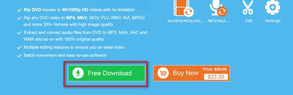 Descarga gratuita de DVD Ripper para Mac