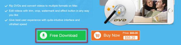 Balíček DVD Ripper pro Mac Stažení zdarma