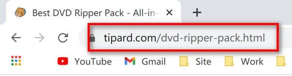 DVD Ripper Pack URL