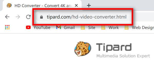 HD Video Converter URL