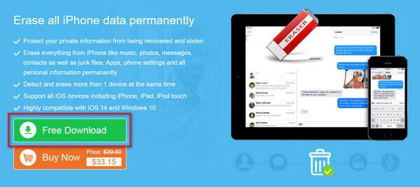 iPhone radír ingyenes letöltés