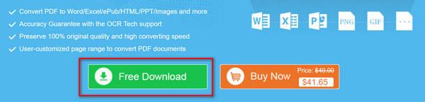 Descarga gratuita de PDF Converter Platinum