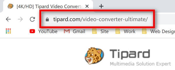 Video Converter Ultimate URL