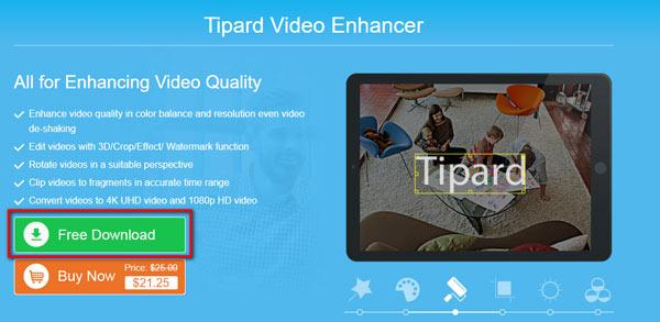 Video Enhancer ke stažení zdarma