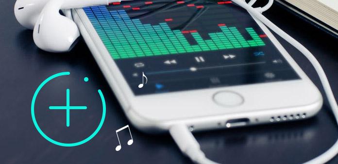 Ajouter de la musique à l'iPhone
