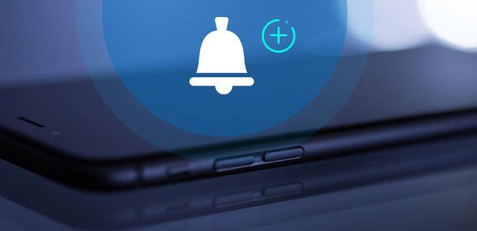 إضافة نغمات إلى iPhone