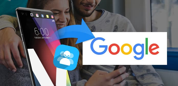 Backup de contatos do Android para a conta do Google