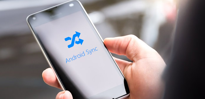 Applications de synchronisation Android