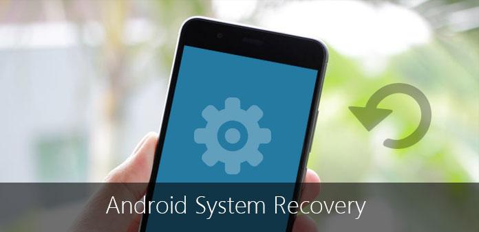 Android-järjestelmänpalautus
