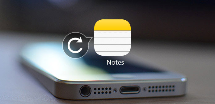 Note per l'iPhone di backup