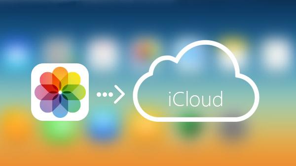 Bakup Bilder til iCloud