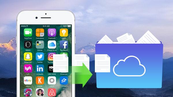 Säkerhetskopiera och återställ iPhone till iCloud på olika sätt