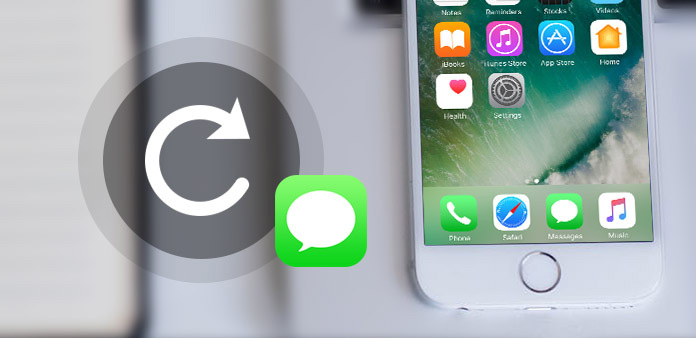 Mensagens de texto de backup