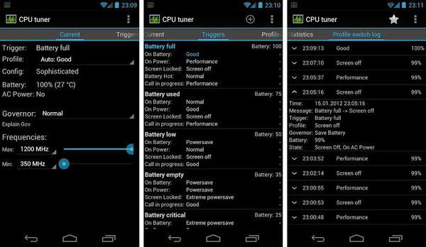 CPU-mottaker