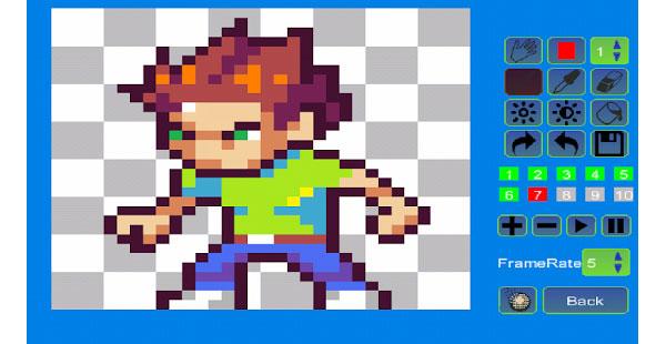 Pixel Animator Pro: GIF Maker