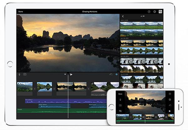 iMovie til iOS