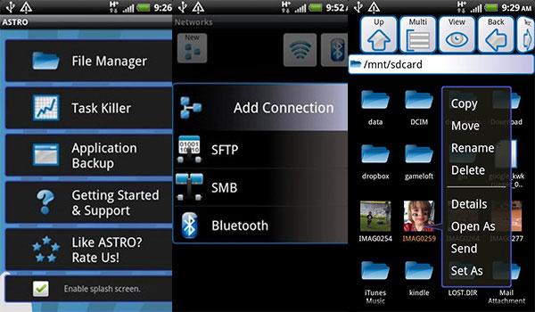 ASTRO Bluetooth modul