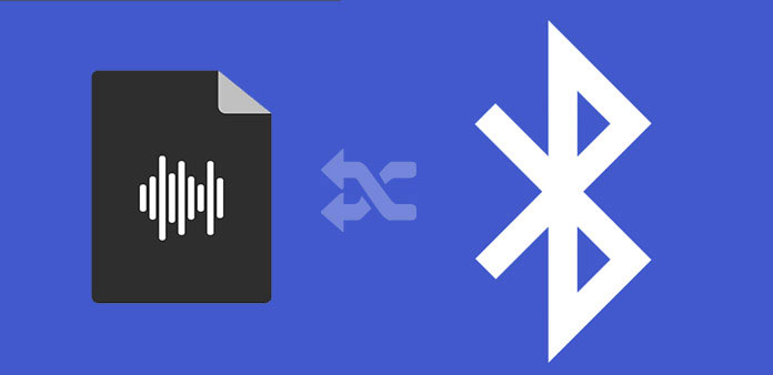 Applications de transfert de fichiers Android Bluetooth