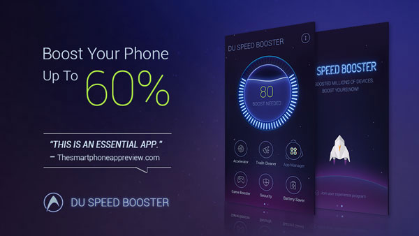 DU Speed ​​Booster