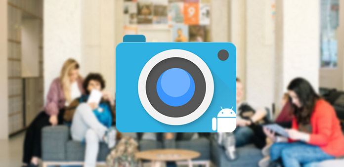 Camera-apps voor Android