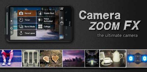 Kamera Zoom FX