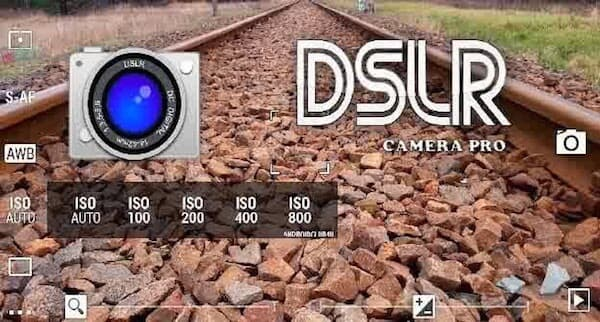 DSLR-kamera Pro