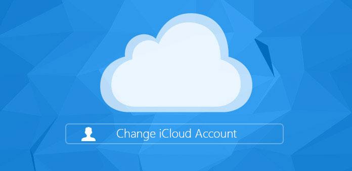 قم بتغيير حساب iCloud