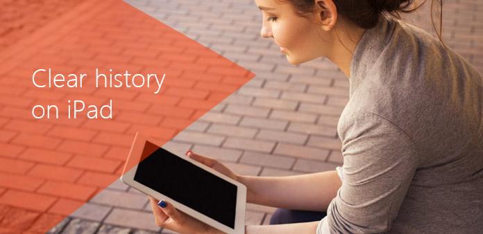 Tyhjennä historia iPadissa