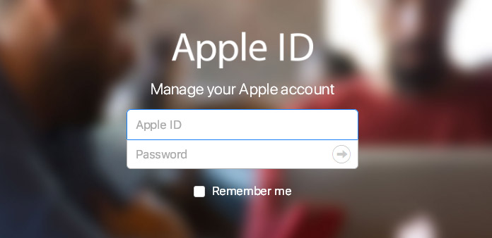 قم بإنشاء Apple ID جديد على iPhone / iPad