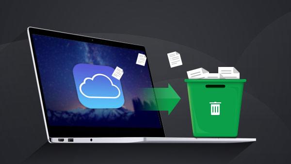 Excluir o backup do iCloud