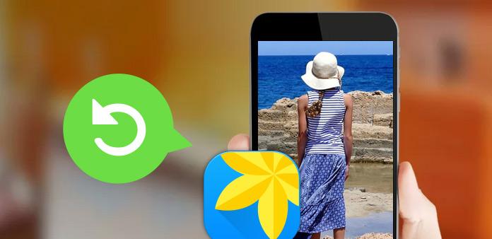 Odzyskiwanie usuniętych zdjęć z Androida