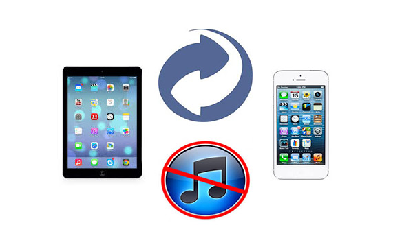 Export iPod/iPad music files to iPhone