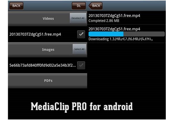 Medieklip video downloader