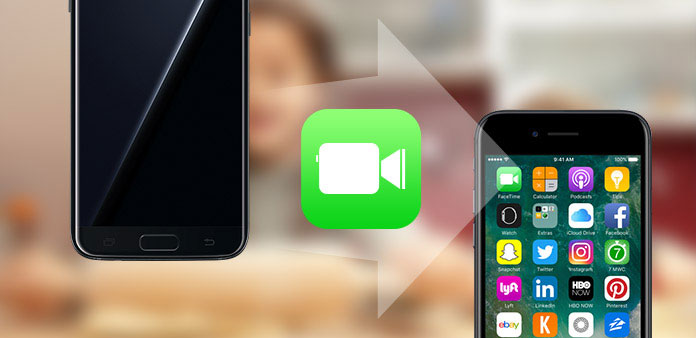 FaceTime para Android a iPhone