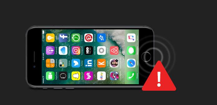 Falante do iPhone não funciona