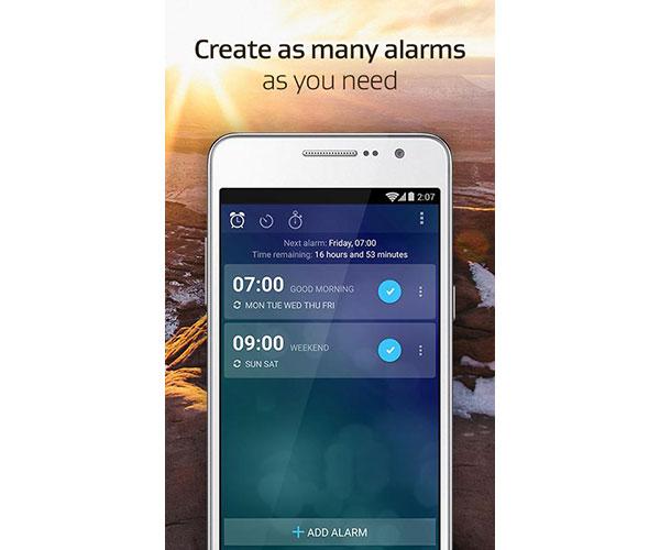 Vækkeur Xtreme Free + Timer