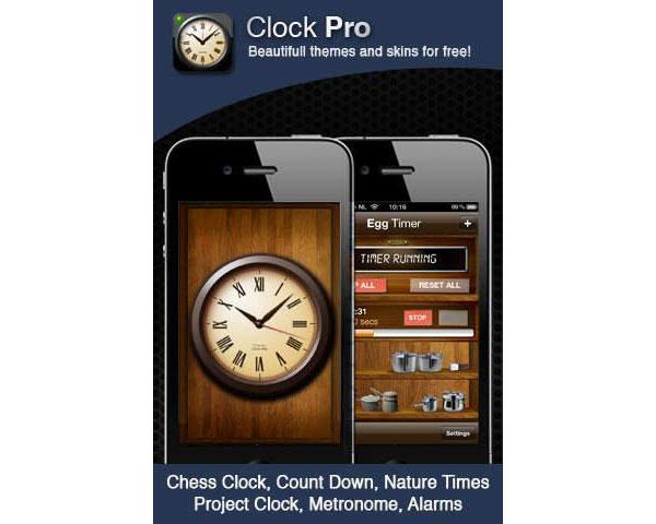 Relógio Pro Grátis