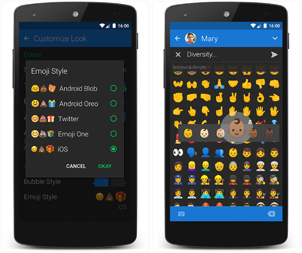 android iphone emoji 10 best free emojis app for android 10073
