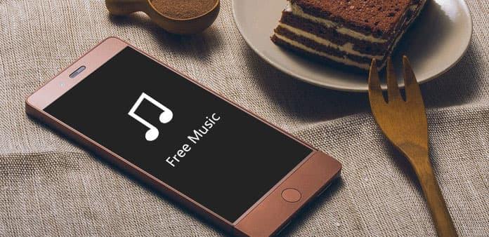 Få gratis musik på Android