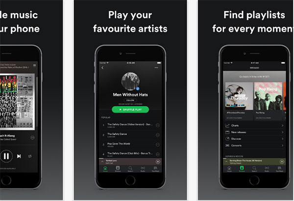 10 Best Good Music APPs for iPhone to Stream Music and Listen Offline