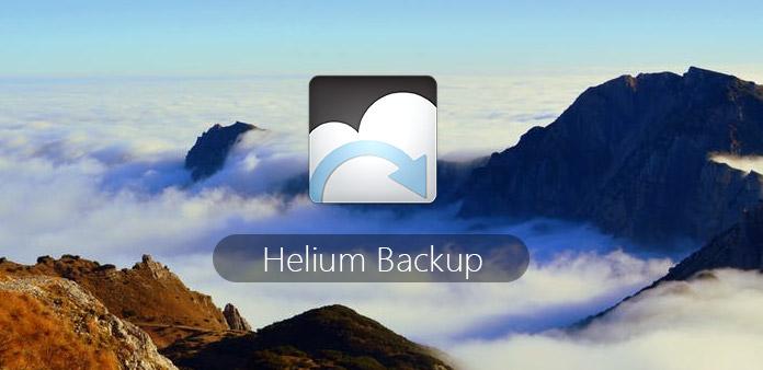 backup de hélio