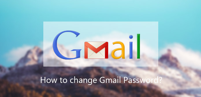Modifica la password di Gmail