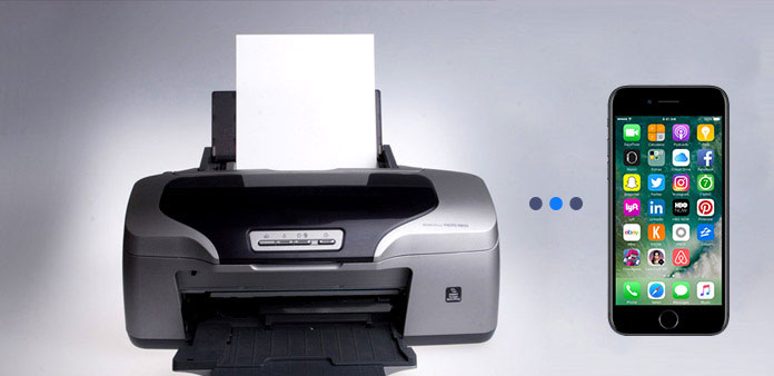 printer that connects to iphone how to connect iphone to printer with or without airprint 6523