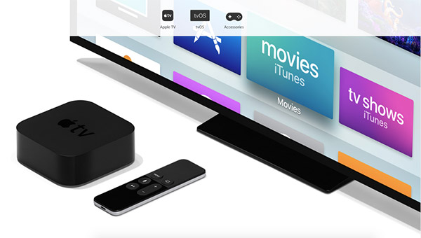 Conteúdo do AirPlay do iPhone para a TV