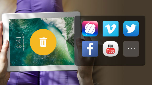 The methods to delete apps on ipad with high efficiency how to delete apps completely on ipad ccuart Images
