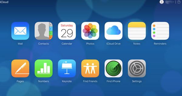 Επαφές από το iPad