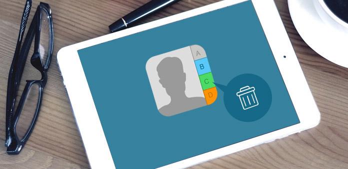 Πώς να διαγράψετε τις επαφές από το iPad